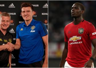 Maguire and Pogba set to start against Chelsea
