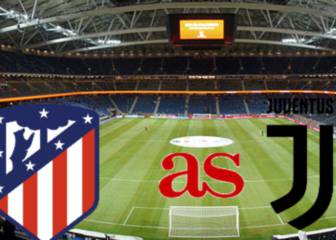 Atlético vs Juventus - how and where to watch