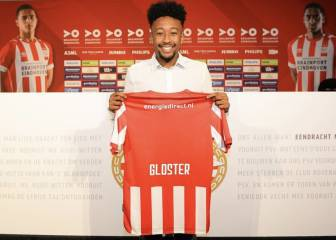 PSV signs USA youth international, Chris Gloster