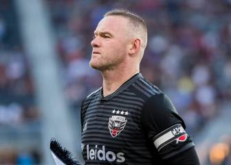 Wayne Rooney ready to face LA Galaxy on Sunday