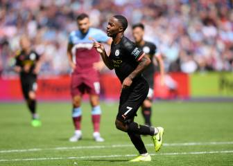Sterling joins elite list of day one hat-trick heroes