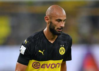 Dortmund's Omer Toprak joins Werder Bremen on loan