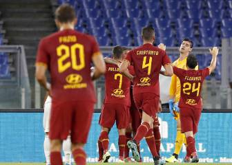 Roma overcome Madrid on spot kicks to seal Mabel Green Cup