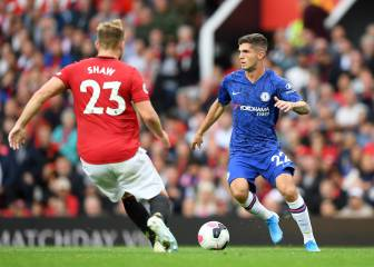 Christian Pulisic grand debut ruined by Manchester United