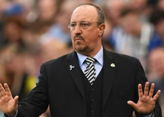 I didn't trust them - Benítez sheds light on Newcastle exit