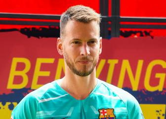Barça keeper Neto ruled out for up to two months