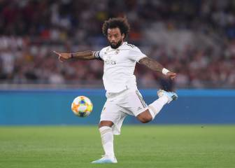 Marcelo takes full advantage of Mendy injury setback