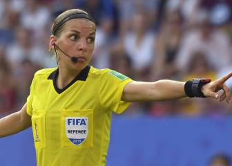 Super Cup ref Frappart: