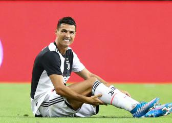Ronaldo to sit out Juventus practice match at Villar Perosa