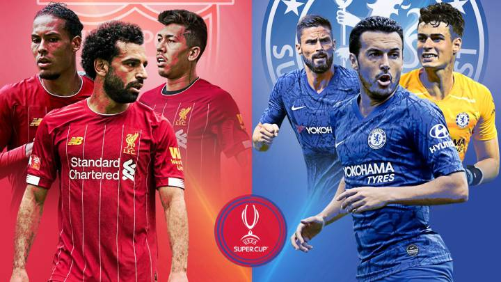 Liverpool Vs Chelsea Uefa Super Cup Team News Starting Xis As Com