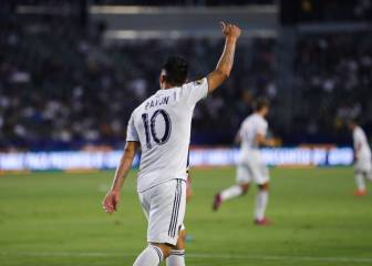 Zlatan takes LA Galaxy to the victory