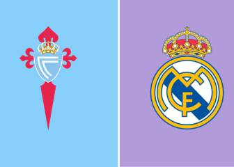 Celta Vigo vs Real Madrid: how and where to watch, times