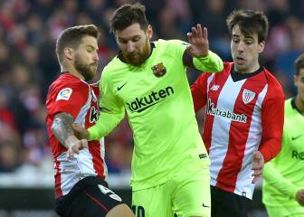 Athletic Bilbao - Barcelona: team news and starting line-ups