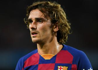 Griezmann set for Barcelona league debut; Coutinho absent