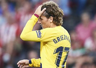 Griezmann says Barça will improve after Athletic upset