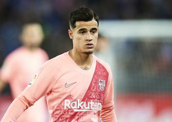 Coutinho arrives in Munich ahead of Bayern loan move