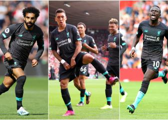 Mané, Salah and Firmino: a gift from God for Liverpool's Klopp