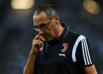 Juventus head coach Sarri diagnosed with pneumonia
