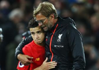 Coutinho? Liverpool couldn't afford him, says Klopp