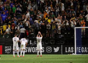 Cruz Azul sink LA Galaxy to reach Leagues Cup final
