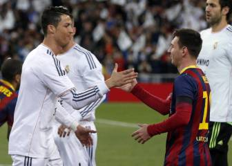 Messi or Cristiano Ronaldo: big data study compares the best