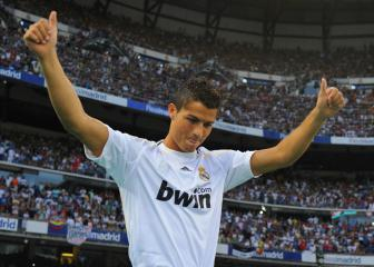 Ronaldo: at 25 I could have been worth €300m