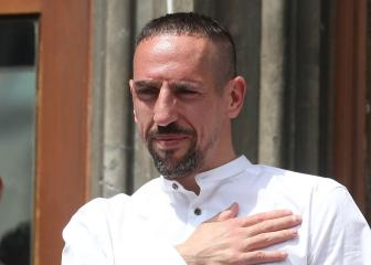 Fiorentina welcome French 'legend' Ribéry