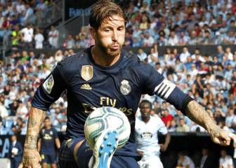 Real Madrid: Sergio Ramos joins 15-season Bernabéu club