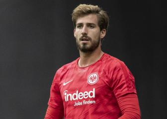 Kevin Trapp: No regrets about leaving Paris Saint-Germain