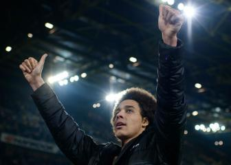 Madrid, Juve, United and PSG all could have signed Witsel