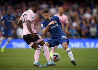Christian Pulisic is the new Hazard or Robben - Cascarino