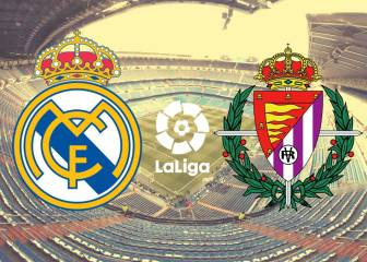 Real Madrid vs Valladolid: How and where to watch: times, tv, online