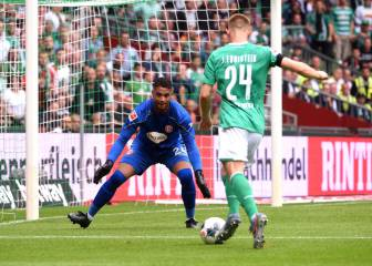 Zack Steffen expects to keep Düssledorf atop the stands