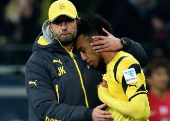 'Goal machine' Aubameyang a threat - Klopp