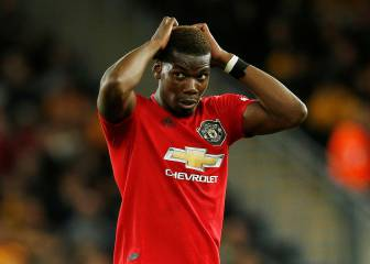 Man United players don't want Pogba on penalties
