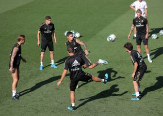 Zidane leaves out Odriozola, Mendy and Mariano