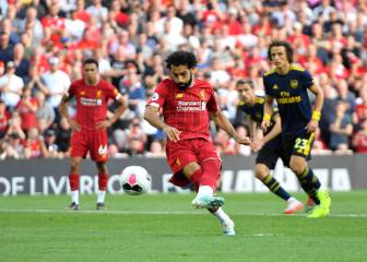 Liverpool brush past Arsenal