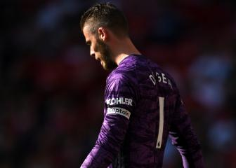 De Gea hands Man United reality check as early-season optimism dies