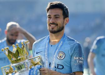 David Silva's Man City legacy ahead of 400th appearance