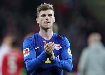 Timo Werner extends RB Leipzig contract to 2023
