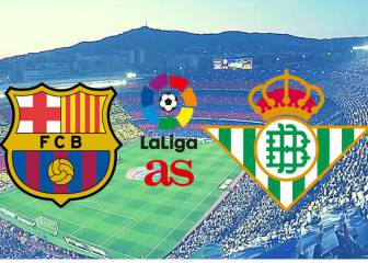 Barcelona vs Betis: how and where to watch