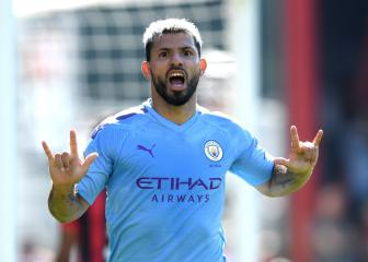 Sergio Agüero reaches 400 goals for club and country