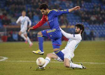 "Basel boss Vogel remembers Mo Salah ""the gentle killer"""