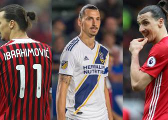 The many sides of Zlatan Ibrahimovic