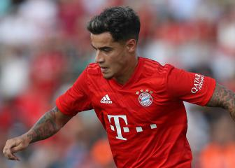 Lewandowski cites 'insane' Coutinho warning to Dortmund