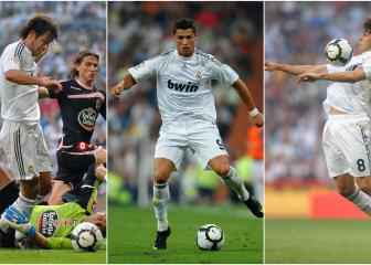 Where are they now? Ten years on from Ronaldo's debut