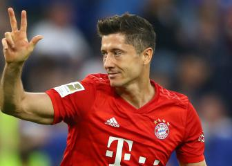 Lewandowski close to signing new Bayern Munich deal