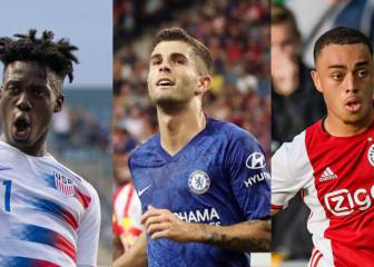USA stars take over Champions League Group H