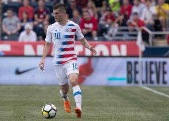 Christian Pulisic set for a new role with USMNT