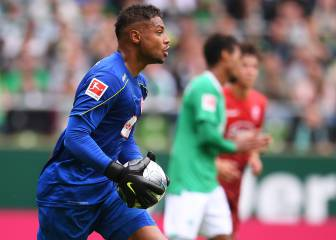 Zack Steffen: Düsseldorf want to keep Man City star